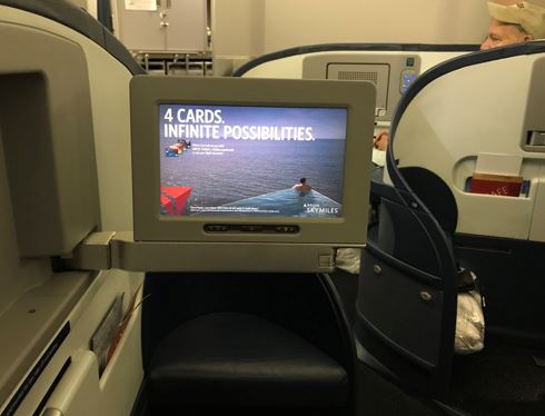 DELTA 'DELTA ONE' 777-200LR LOS ANGELES-MELB: REVIEW – The